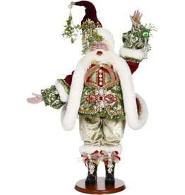 "Mistletoe Magic Santa 24"" Mark Roberts"
