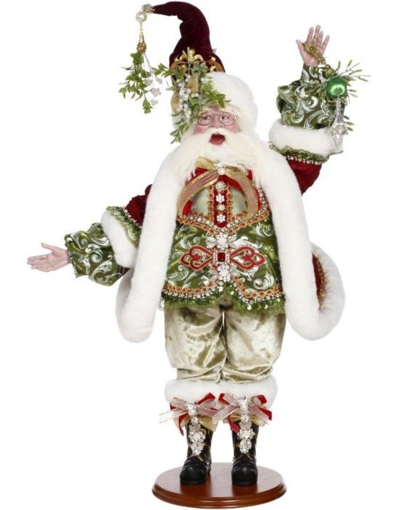 "*C* Mistletoe Magic Santa 24"" Mark Roberts"
