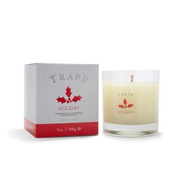 Trapp Holiday Lg Candle - Holiday