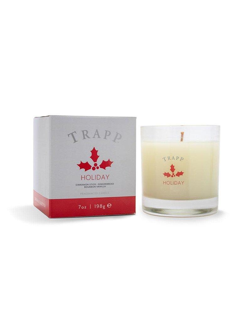 Trapp Holiday Lg Candle - Holiday