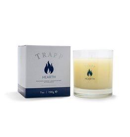 Trapp Holiday Lg Candle - Hearth