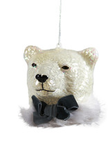 POLAR BEAR GENT ORN