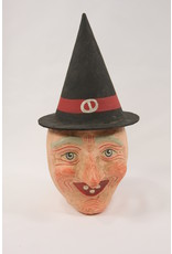 WITCH CANDY BUCKET - SMALL