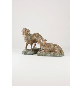 NATIVITY SHEEP MEDIUM (SET OF 2)