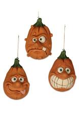 silly halloween pumpkin