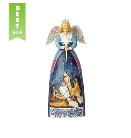 Jim Shore Nativity Angel Statue