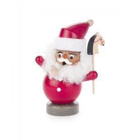 Mini Smoker Santa