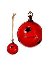 """8"""" Coated Cast Jingle Bell Ornament"""