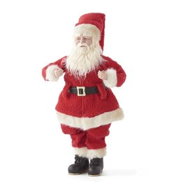 "26"" Standing Traditional Santa"