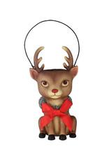 reindeer bucket head