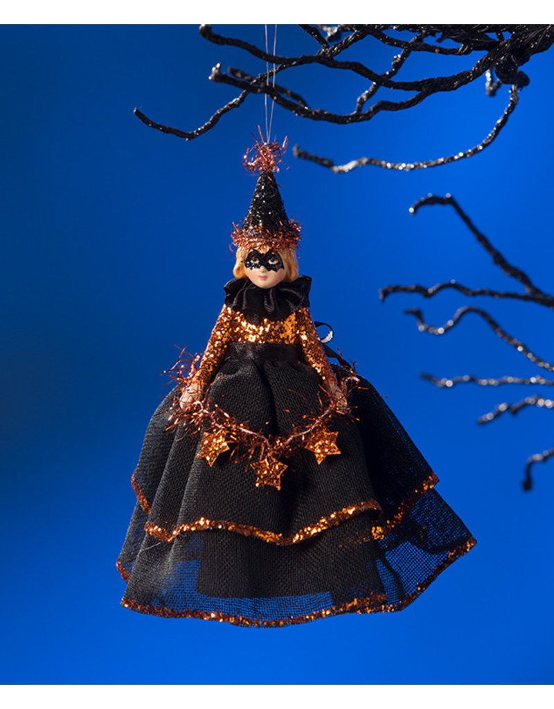 halloween doll ornament