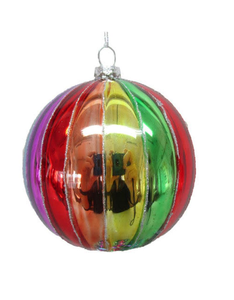 Rainbow Ornament Vertical