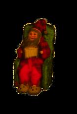 """18"""" Musical Motion Chair Santa"""