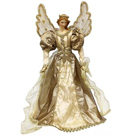 "17.5""h Standing Angel Gold"
