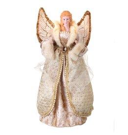 """18"""" Vintage Champagne Angel"""