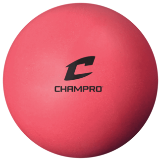 Champro Sports Soft Sponge Foam Practice Ball Pink
