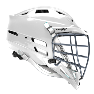 Cascade CPX-R White Chrome Mask