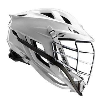Cascade S White Chrome Mask