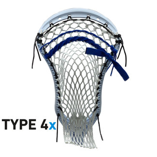 String King Type 4X Mesh Custom Stringing