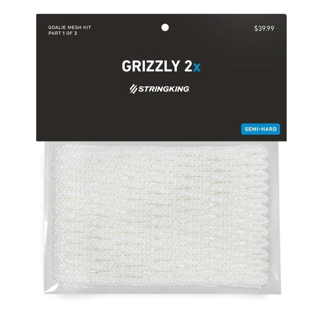 String King Grizzly Mesh Type 2X