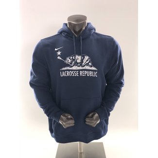 SILCO Lacrosse Republic Men's Hoody