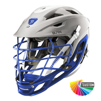 Warrior Custom Matte Burn Helmet