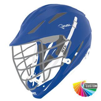 STX Custom Rival Satin Helmet