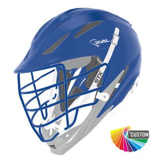 STX Custom Rival Molded Helmet