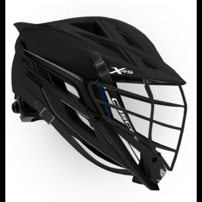 Cascade XRS Matte Black Black Mask