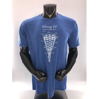 SILCO Patent Men's Tri-Blend Tee