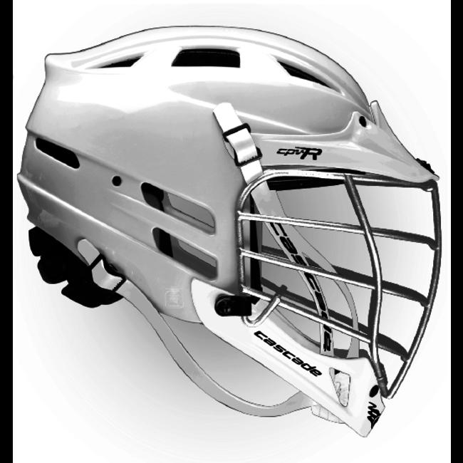 Cascade CPV-R White Chrome Mask