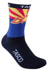 Tasco MTB Tasco MTB - AZ Rising Sun Double Digits Socks