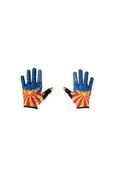 Double Digits AZ Rising Sun MTB Gloves