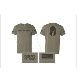 Spartan Rides T-Shirt