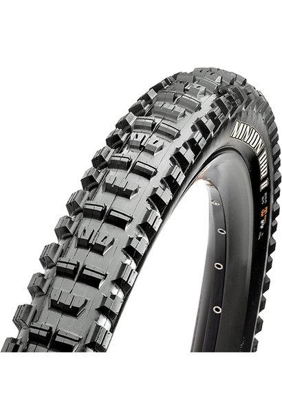 Maxxis Minion DHR II Tire - 27.5 x 2.4, Tubeless, Folding, Black, 3C Maxx Terra, EXO, Wide Trail