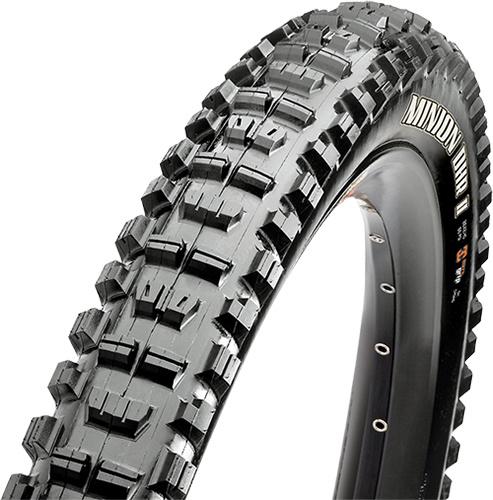 Maxxis Minion DHR II Tire - 27.5 x 2.4, Tubeless, Folding, Black, 3C Maxx Terra, EXO, Wide Trail-1