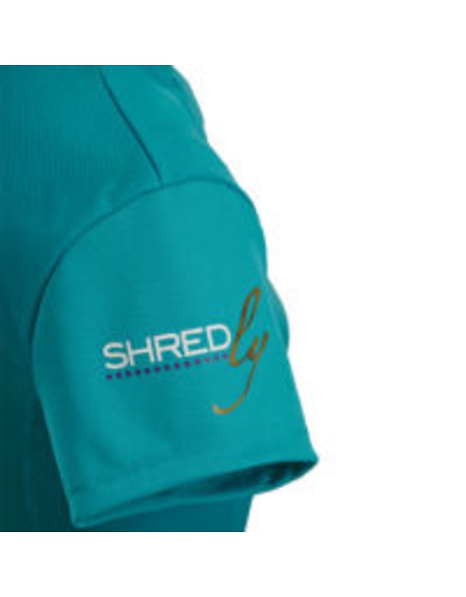 Shredly Shredly - the CARGO JERSEY - Teal - Size XS