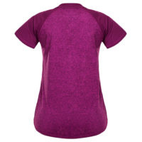 Shredly - the HONEYCOMB SHORT SLEEVE - Berry - Size L-2