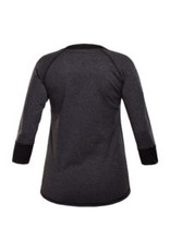 Shredly Shredly - the HONEYCOMB 3/4 - Charcoal/Black - Size L