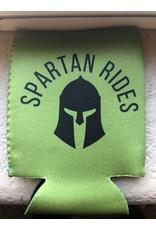 Spartan Rides Coozie