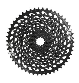 SRAM SRAM GX Eagle XG-1275 Cassette - 12 Speed, 10-50t, Black, For XD Driver Body