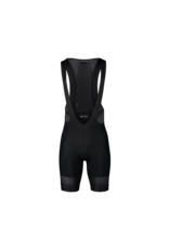 POC Essential Road VPDs Bib Shorts - Uranium Black