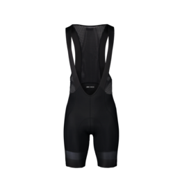 POC Essential Road VPDs Bib Shorts - Uranium Black