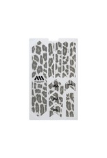 All Mountain Style AMS Patterned Honeycomb Frame Guard XL