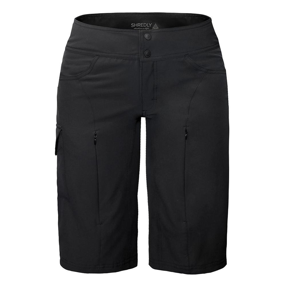 Shredly MTB Long - Noir-1
