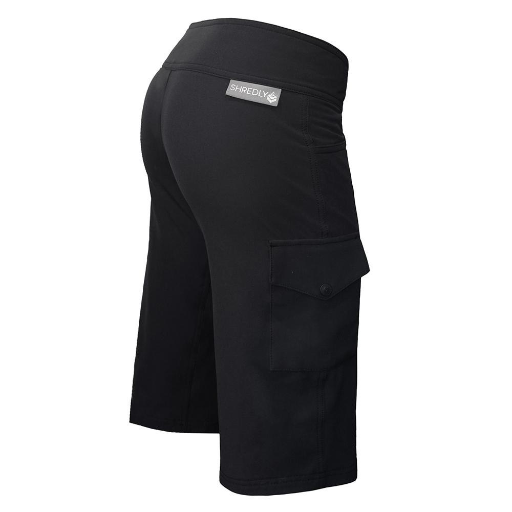 Shredly MTB Long - Noir-5