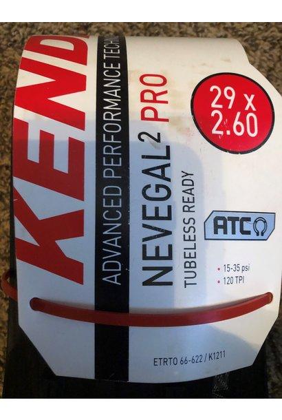 Kenda Nevegal 2 Pro Tire - 29x2.6
