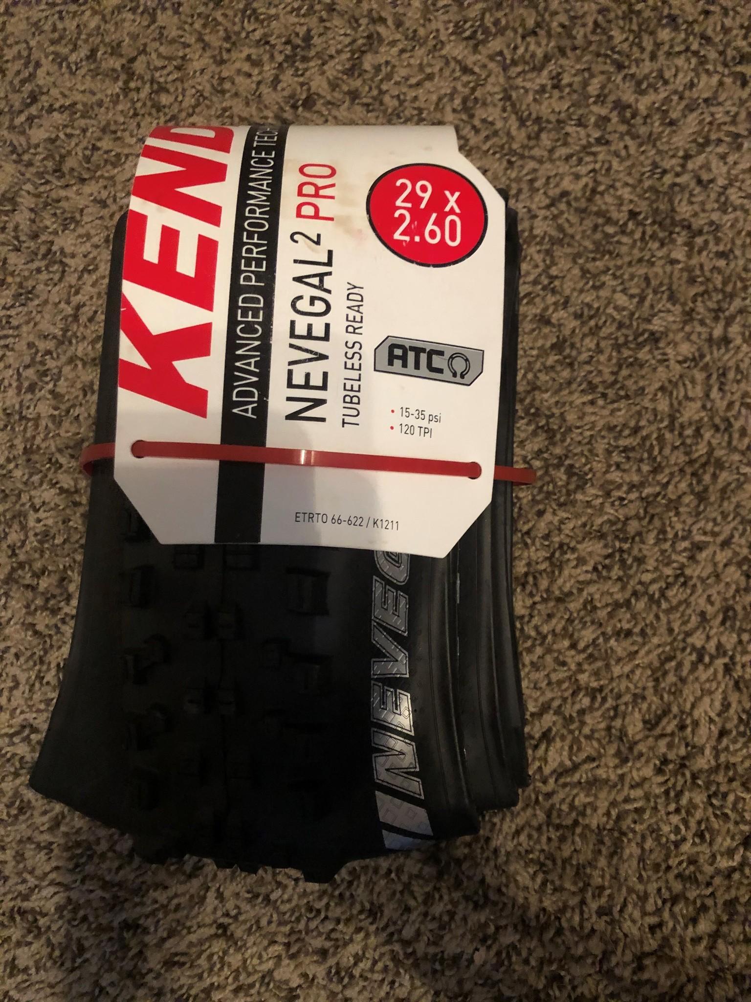 Kenda Nevegal 2 Pro Tire - 29x2.6-3