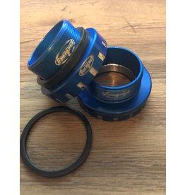 Hope Tech Hope Tech Bottom Bracket 30mm (Threaded) - Blue