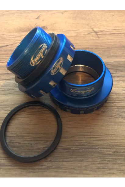 Hope Tech Bottom Bracket 30mm (Threaded) - Blue